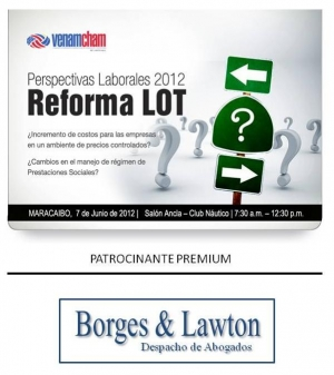 Perspectivas Laborales 2012. Reforma LOT
